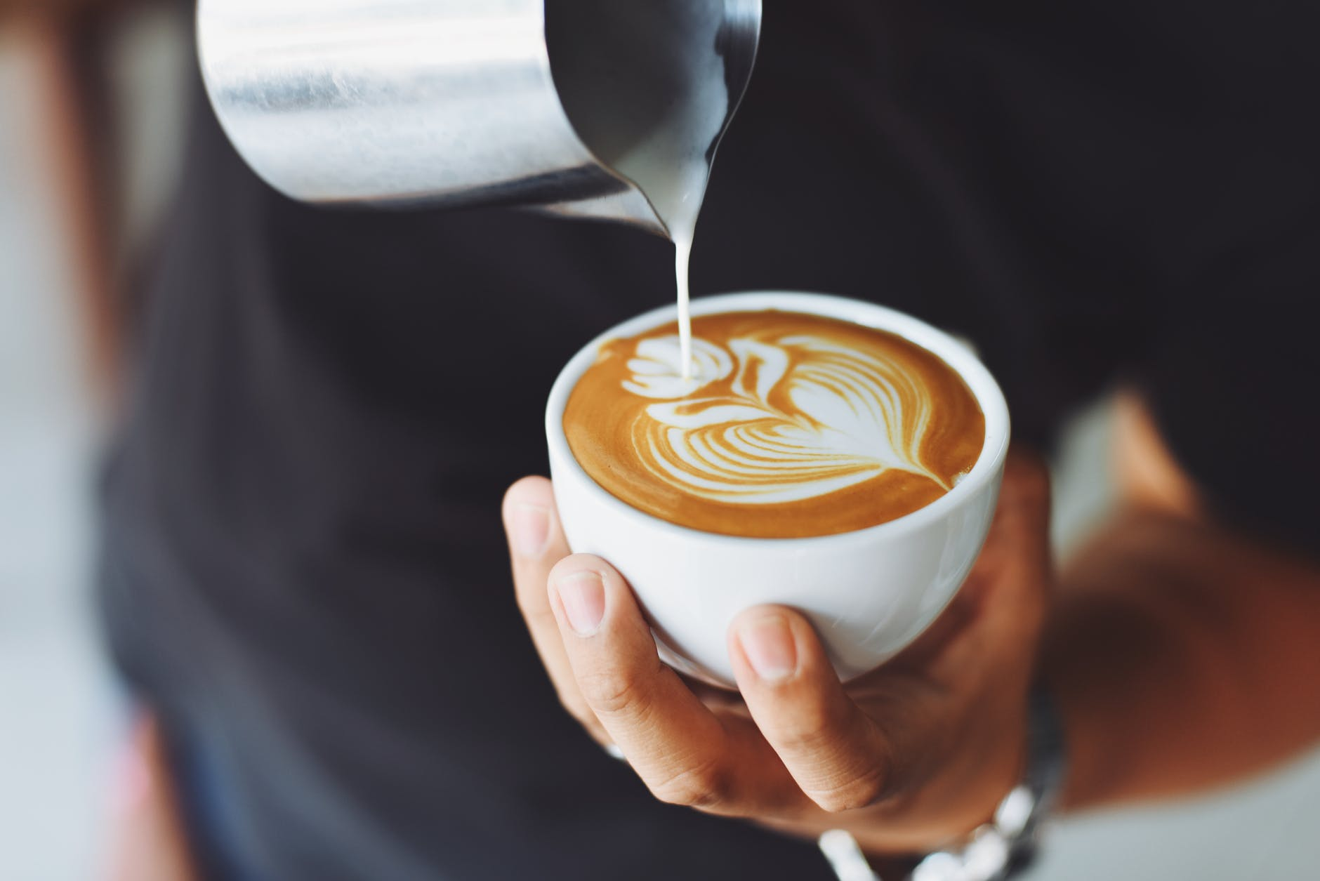Can I use heavy Whipping Cream in Coffee? - My Blog