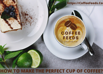 How to make the Perfect cup of Coffee?